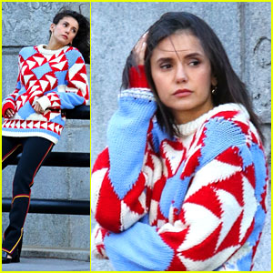 Nina Dobrev Leaves Great Review of 'Beautiful Boy'