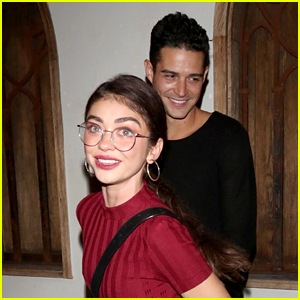 Sarah Hyland & BF Wells Adams Enjoy a Night Out Together in West Hollwood!