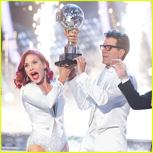 Sharna Burgess Reacts To Winning 'Dancing With The Stars' After 12 Seasons On The Show