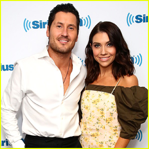 Jenna Johnson & Val Chmerkovskiy's First Date Was The Result Of The Cutest Meet-Cute Ever
