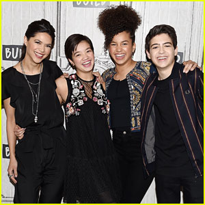 'Andi Mack' Cast Wish Joshua Rush 'Happy Birthday'