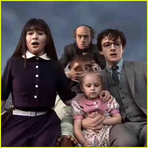 The Baudelaire Orphans Join The VFD in Final Season of 'A Series of Unfortunate Events'