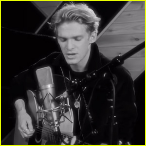 Cody Simpson Performs 'Once Upon a December' With 'Anastasia' Co-Star Christy Altomare