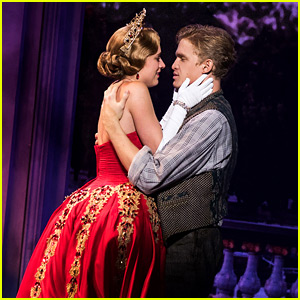 Cody Simpson Transforms Into Dmitry in These New 'Anastasia' Photos!