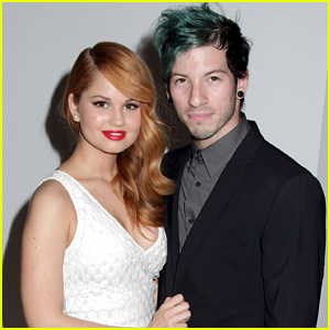 Debby Ryan Shares Close Up Of Her Engagement Ring From Josh Dun & It's Gorgeous!