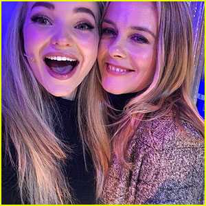 Dove Cameron Had a 'Nervous Breakdown' When Meeting Clueless' Alicia Silverstone!