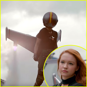 Sadie Stanley Is a Kick-Ass 'Kim Possible' in First Live-Action Trailer - Watch Now!