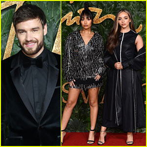 Liam Payne, Leigh-Anne Pinnock, & Jade Thirlwall Team Up for Fashion Awards 2018!