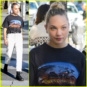 Is Maddie Ziegler Actually Dating Kailand Morris? Here's What She Said