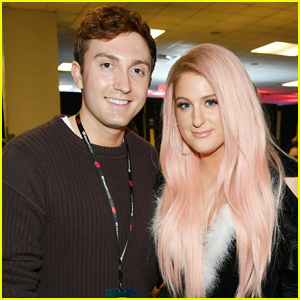 Meghan Trainor & Daryl Sabara Officially Tie the Knot!
