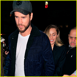 Miley Cyrus Brings Liam Hemsworth to 'Saturday Night Live' After Party!