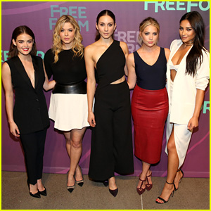 Shay Mitchell & 'PLL' Stars Are Planning To Watch 'The Perfectionists' Together