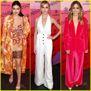 Ariel Winter, Katherine McNamara & Chloe Bennet Kick Off Refinery29's 29Rooms!