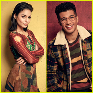 See First Pics of Vanessa Hudgens & Jordan Fisher in Character For 'Rent: Live'