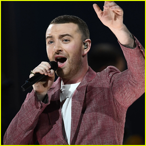 Sam Smith's New Song 'Fire On Fire' is Out Now - Listen Here!