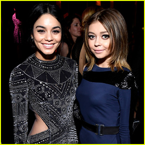 Vanessa Hudgens Calls Sarah Hyland Incredibly 'Brave' For Sharing Her Second Kidney Transplant Story