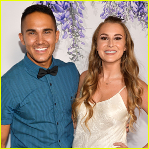Alexa & Carlos PenaVega Share Moment She Told Him About Pregnancy