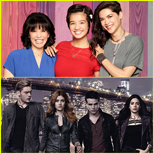 'Andi Mack', 'Shadowhunters' & More Nominated For GLAAD Media Awards 2019