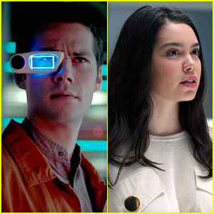 Dylan O'Brien & Auli'i Cravalho's New Series 'Weird City' Debuts First Trailer - Watch Here