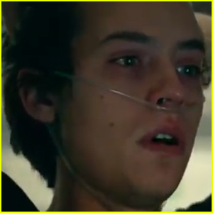 Cole Sprouse & Haley Lu Richardson Break the Rules in New 'Five Feet Apart' Trailer - Watch!