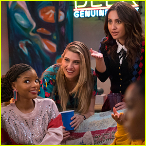 'Grownish' Debates Who & What Is 'Genius' on Tonight's Episode