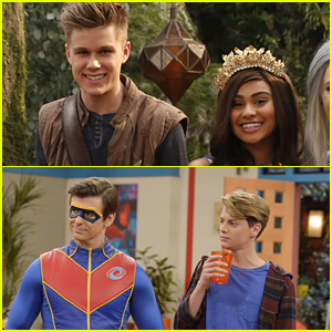 Henry Danger Photos, News, and Videos | Just Jared Jr  | Page 2