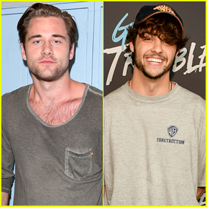 Luke Benward Dishes on His Friendship With Noah Centineo