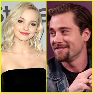 Luke Benward Is Upset He Didn't Get To Spend Much Time With Dove Cameron While Filming 'Dumplin'