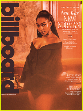 Normani Gets Honest About Her Relationship With Her Fifth Harmony Bandmates
