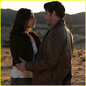 Jeanine Mason & Nathan Parsons Talk About Why It Was The Right Time to Reboot 'Roswell'