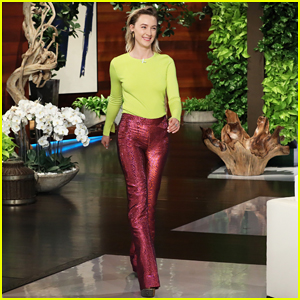 Saoirse Ronan Left 2019 Golden Globes Early To Watch The Show In Her P.J's!