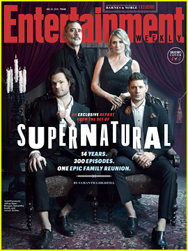 'Supernatural' Co-Stars Dish on Upcoming 300th Episode!