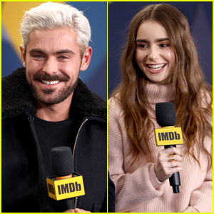 Zac Efron & Lily Collins Promote Their New Movie at Sundance Film Festival 2019!