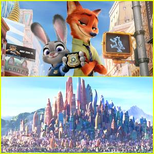 'Zootopia' To Get Own Theme Park at Shanghai Disney Resort