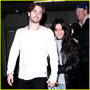 Camila Cabello & Matthew Hussey Catch a Movie Together!