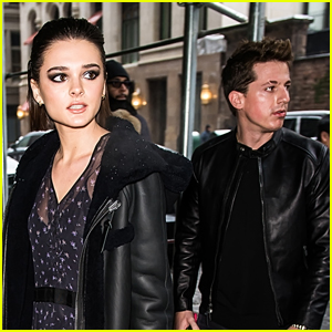 Charlie Puth & Charlotte Lawrence Are Dating!