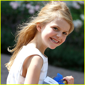 Princess Estelle of Sweden Celebrates 7th Birthday