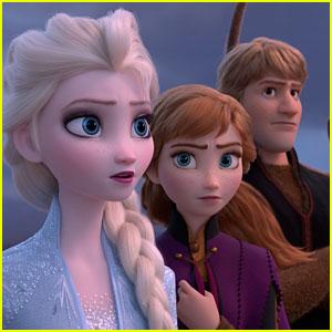 The 'Frozen 2' Teaser Trailer Is a Must Watch! (Video)
