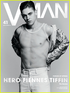 Hero Fiennes Tiffin Opens Up About His Self-Confidence
