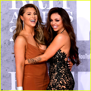Little Mix's Jesy Nelson Brought BFF Dilem To BRIT Awards 2019