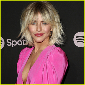 Julianne Hough Joins 'America's Got Talent' As Judge For Season 14