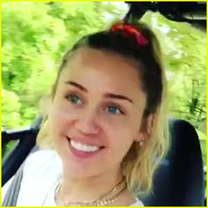 Liam Hemsworth Freaks Out Miley Cyrus With Latest Prank - Watch Now!