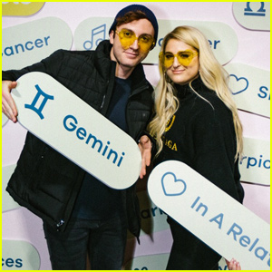 Meghan Trainor Couples Up With Daryl Sabara at Bumble's Valentine's Day Party!