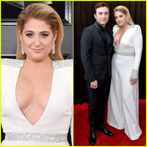Meghan Trainor Has a Date Night with Daryl Sabara at Grammys 2019!