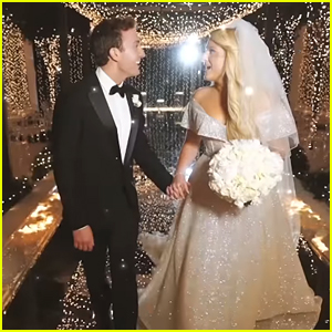 Meghan Trainor Shows Off Her Beautiful Wedding to Daryl Sabara in 'Marry Me' Music Video