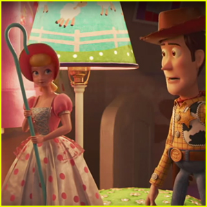 Woody & Bo Peep Unite in New 'Toy Story 4' Teaser - Watch Now!