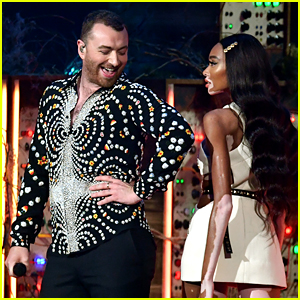 Sam Smith Busts a Move During BRIT Awards 2019 Performance - Watch Now!