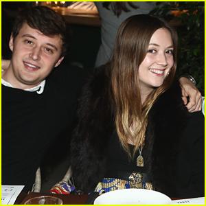 Billie Lourd & Boyfriend Austen Rydell Couple Up for Bloomingdale's Century City Event