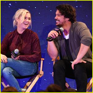 Eliza Taylor & Bob Morley Talk What's Ahead for Clarke & Bellamy in 'The 100' Season 6
