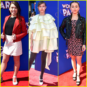 Brianna Denski, Grace VanderWaal, Sky Katz & More Attend 'Wonder Park' Premiere
